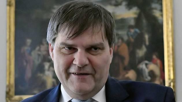 Ředitel Odboru zahraničního Kanceláře prezidenta republiky Rudolf Jindrák