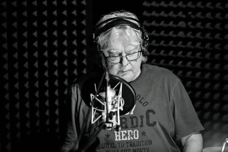 Vladimír Mišík ve studiu