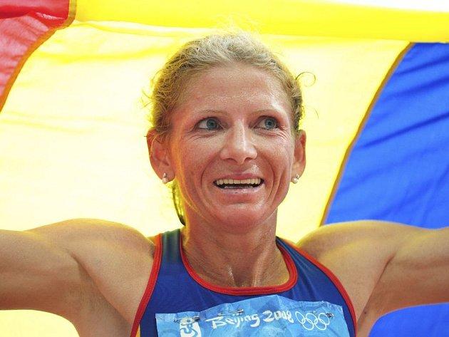 Rumunská vytrvalkyně Tomescuová zaběhla v osmatřiceti letech svůj životní závod.