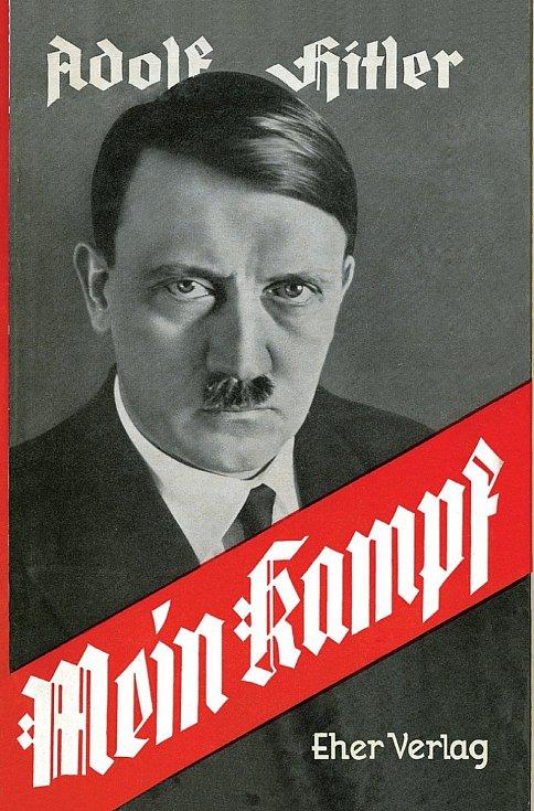 Mein Kampf v německé verzi