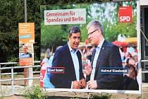 SPD se zasazuje za to, aby Berlín zůstal svobodný, lidský a sociální.