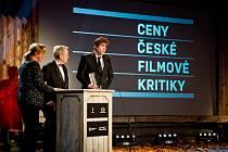 Slavnostní vyhlášení Cen české filmové kritiky