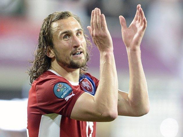 Petr Jiráček zajistil českým fotbalistům čtvrtfinále mistrovství Evropy.