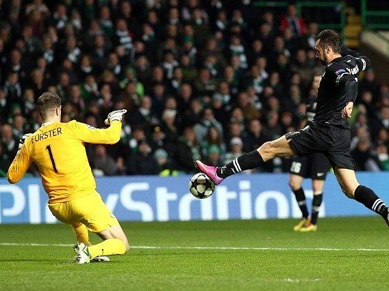 Juventus dokázal porazit Celtik Glasgow 3:0 a postup do čtvrtfinále Ligy mistrů má blízko.