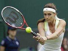 Česká tenistka Iveta Melzerová nastoupí na Roland Garros po boku svého manžela Jürgena Melzera do smíšené čtyřhry.