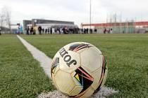 fobalový míč