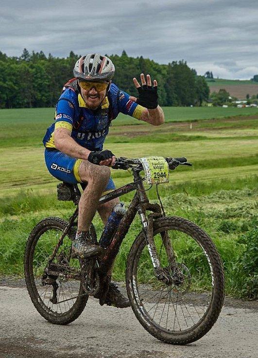 František Kadlec je vášnivý cyklista