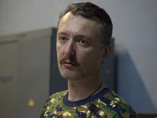 Igor Girkin-Strelkov.