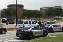 Střelba na univerzitě v Irvingu v Texasu