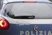 Italská policie. Ilustrační snímek