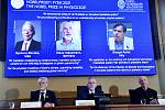 Držitelé Nobelovy ceny za fyziku