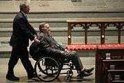 George Bush mladší se svým otcem, George Bushem starším