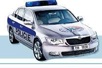 Bude policejní auto modrobílé?