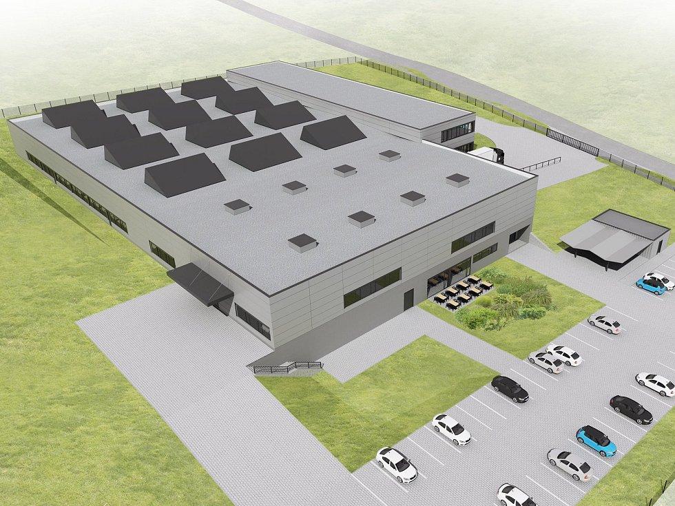 Průmyslová zóna - ilustrační foto