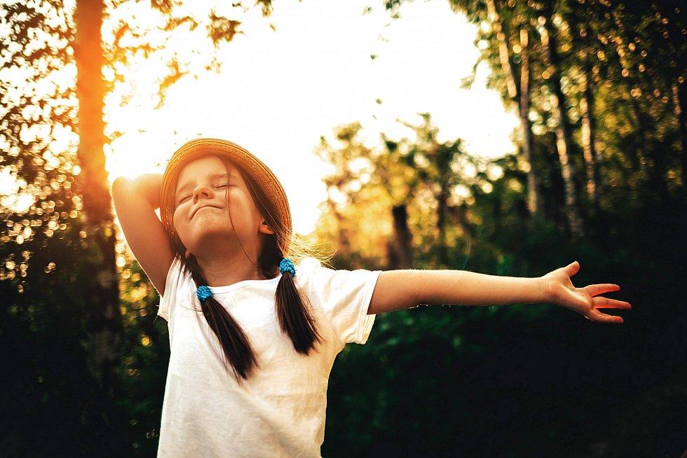 Příroda a zeleň mají příznivý vliv nejen na fyzické a psychické zdraví, ale i na kognitivní funkce, intelekt.