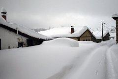 Španělsko trápí sníh a mráz