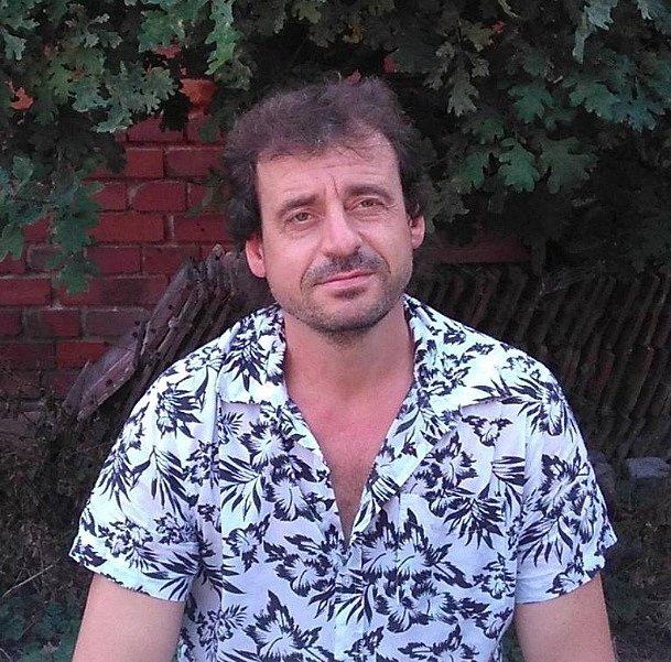 Léčitel Jiří Seňko