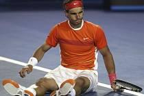 Rafael Nadal titul na Australian Open neobhájí, ve čtvrtfinále s Andy Murraym ho zradilo koleno.