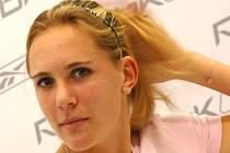 Česká tenistka Nicole Vaidišová.