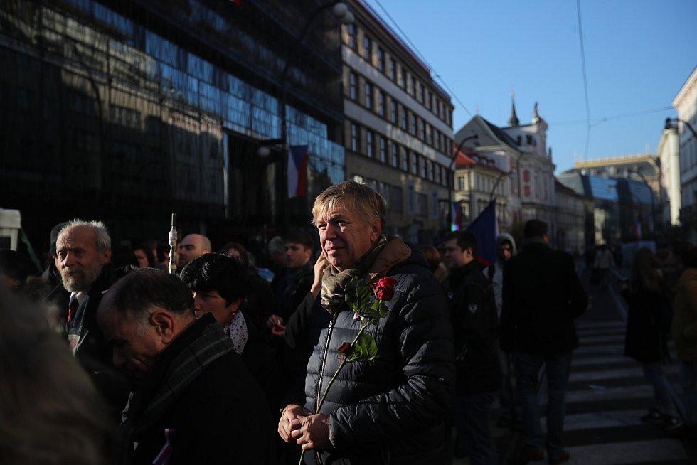 Oslavy 17. listopadu 2018 jsou ve znamení demonstrací.