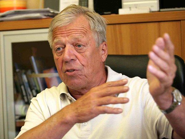 Libor Holík, starosta Panenských Břežan