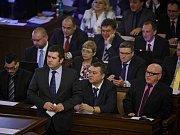 Poslanci ve Sněmovně. Ilustrační foto