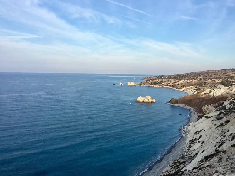 Afroditin kult na Kypru