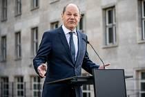 Německý ministr financí Olaf Scholz