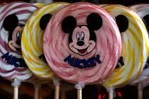 Reklama na kalorické potraviny a nápoje má na kanálech společnosti Walt Disney utrum.
