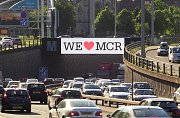 Ulice Manchesteru po tragickém útoku