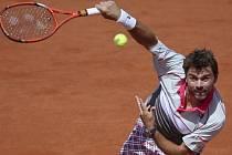 Finále Roland Garros: Stanislas Wawrinka