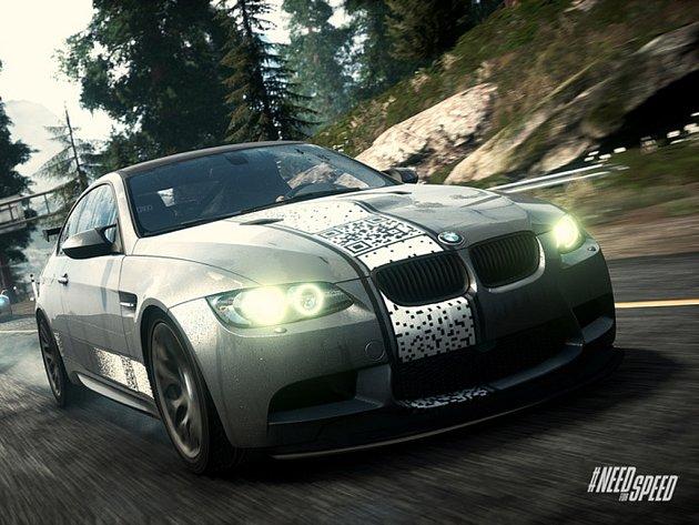 Počítačová hra Need for Speed: Rivals.
