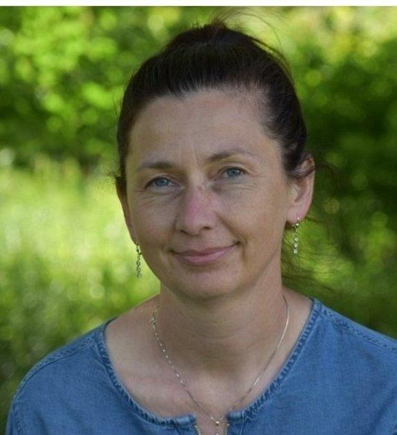 Jindra Kaplanová, ředitelka ZŠ Morašice (uChrudimi)