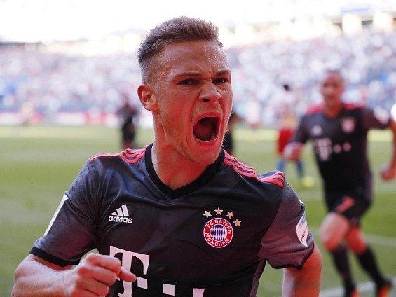 Jediný gól Bayernu vstřelil Joshua Kimmich