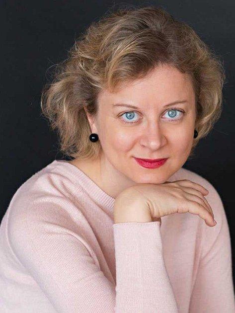 Monika Stehlíková je terapeutka nadaných.