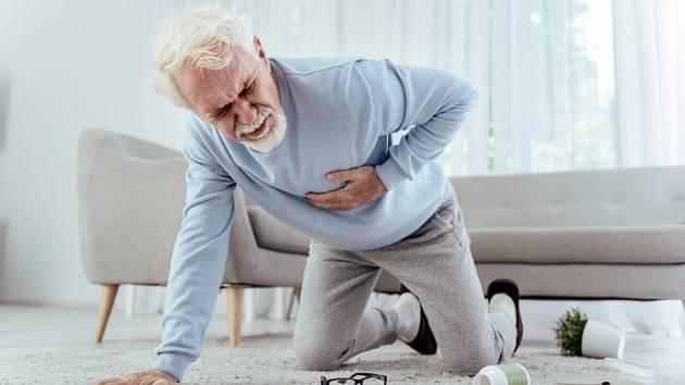 Onemocnění srdce - Ilustrační foto