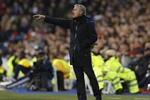 Trenér Realu Jose Mourinho.