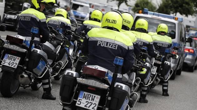 Německo nasadí kvůli summitu G20 na 20 tisíc policistů