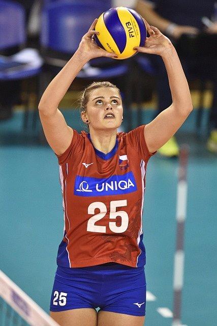 Michaela Zatloukalová proti Finsku