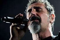 Koncert americké skupiny System of a Down v O2 Aréně,
