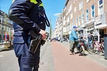 Amsterdamská policie, ilustrační foto