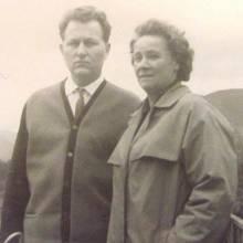 Rodiče Drahomíry Šinoglové.