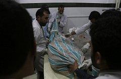 Zastřelený novinář Šuját Buchárí.