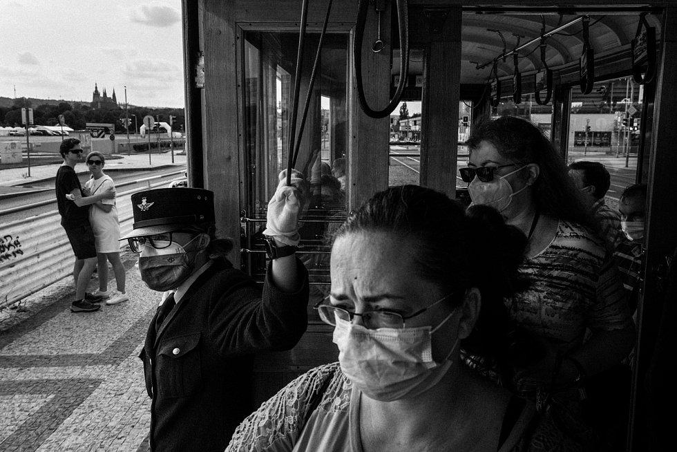Kategorie Každodenní život: Jízda historickou tramvají