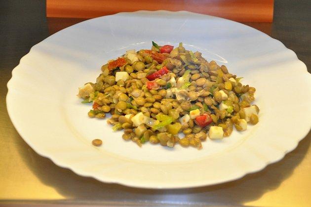 Čočkový salát pomůže vboji se srdeční arytmií