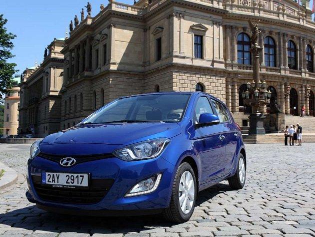 Hyundai i20.