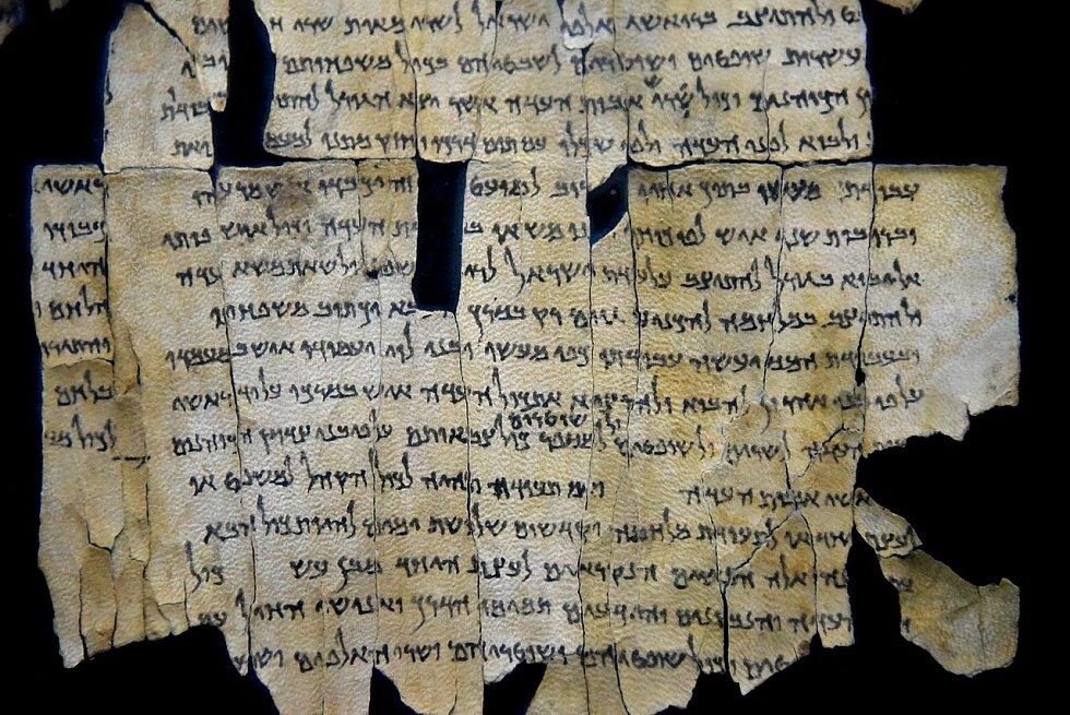 Svitek od Mrtvého moře 28a, Jordánské muzeum v Ammánu
