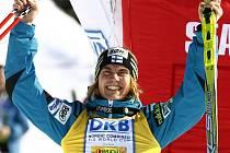 Fin Anssi Koivuranta se stal celkovým vítězem Světového poháru v severské kombinaci.