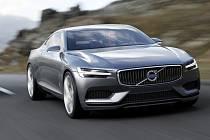 Volvo Concept Coupé.