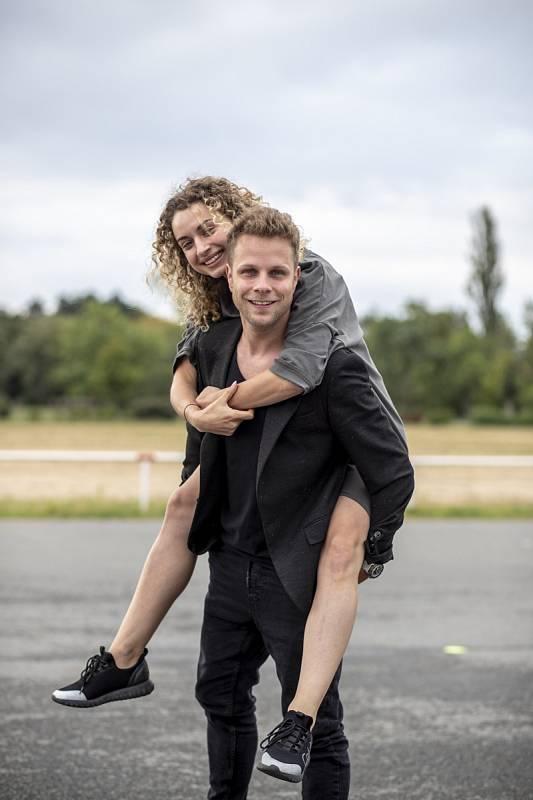 Tancování je prý manželství na zkoušku, tak uvidíme...